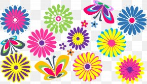 Transparent Floral Cliparts - Flower Stock.xchng Clip Art PNG