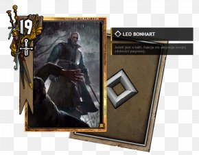 Gwent - Gwent: The Witcher Card Game Geralt Of Rivia The Witcher 3: Wild Hunt CD Projekt RED PNG