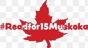 Maple Leaf Logo Font Brand PNG
