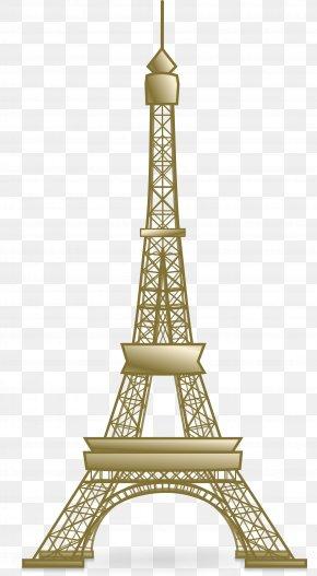 Eiffel Tower Transparent - Eiffel Tower Clip Art PNG