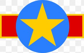 Air Force Of The Democratic Republic Of The Congo - Roundel Air Force Of The Democratic Republic Of The Congo Air Force Of The Democratic Republic Of The Congo Royal Cambodian Air Force PNG