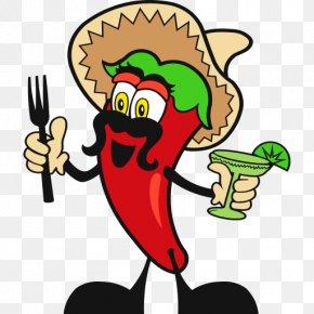 Cartoon Chili - Mexican Cuisine Barbecue Chili Con Carne Pepper's Cocina Mexicana & Tequila Bar Chili Pepper PNG