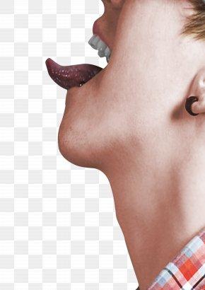 Tongue Pattern - Tongue Nose PNG