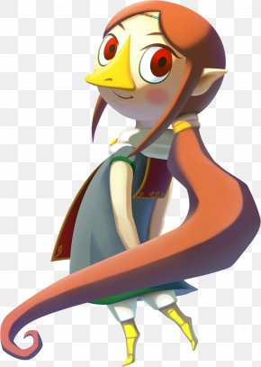 The Legend Of Zelda - The Legend Of Zelda: The Wind Waker Hyrule Warriors Link GameCube PNG