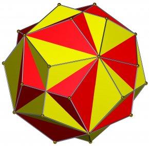 Face - Regular Dodecahedron Polyhedron Icosahedron Face PNG