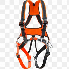Climbing - Climbing Harnesses Mountaineering Petzl Safety Harness PNG