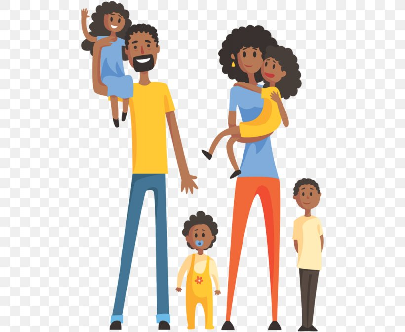 Family African American Clip Art Png 1024x840px Family African American Africanamerican History Art Black Download Free