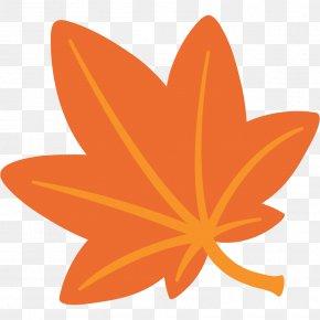 Wind - Emoji Pop! Maple Leaf Text Messaging PNG