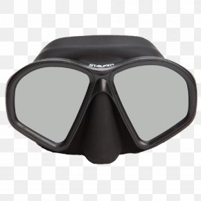Mask - Goggles Scuba Diving Diving & Snorkeling Masks Underwater Diving Diving Equipment PNG