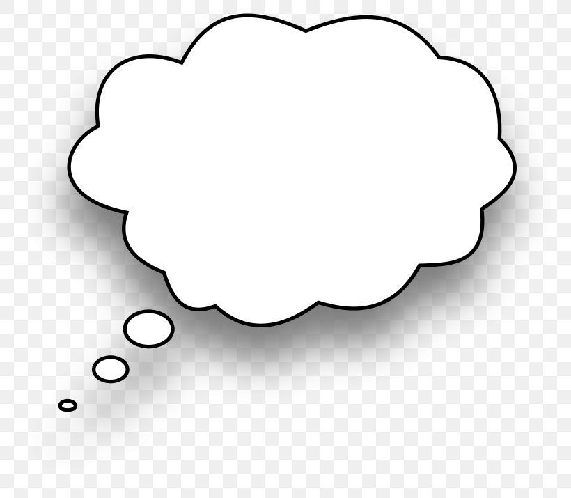 Speech Balloon Bubble Clip Art, PNG, 800x715px, Speech Balloon, Area, Black And White, Bubble, Cartoon Download Free