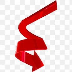 Red Spiral Arrow - Arrow Euclidean Vector Spiral PNG