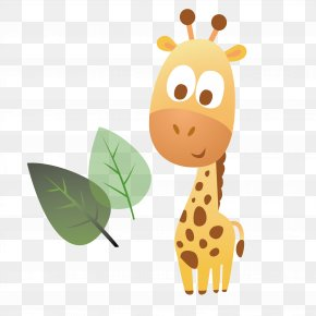Cute Giraffe - Android Application Package If(we) PNG