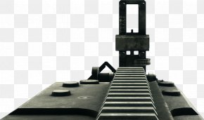 Sights - Battlefield 3 M60 Machine Gun Iron Sights Battlefield Vietnam PNG