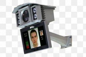 Camera - IP Camera Biometrics Closed-circuit Television Facial Recognition System PNG