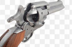 Design - Trigger Firearm Revolver Gun Barrel PNG