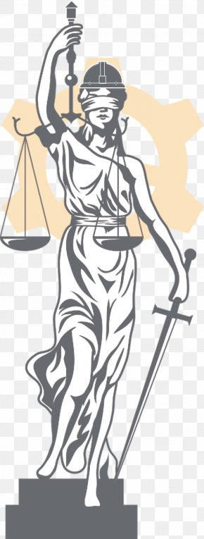 First Sunday Of Lent Justice - Lady Justice Lawyer Image Clip Art PNG