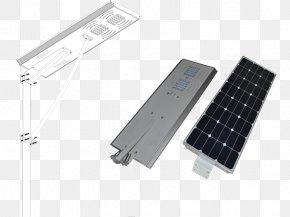 Light - LED Street Light Battery Charger Solar Street Light Light-emitting Diode PNG