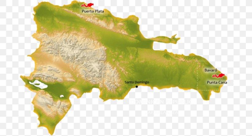 Dominican Republic Haiti Relations Hispaniola Map Dominican