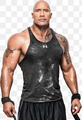 Dwayne Johnson - Dwayne Johnson Muscle & Fitness Physical Fitness Magazine Men's Fitness PNG