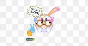 Technology - Easter Bunny Logo Brand Desktop Wallpaper PNG