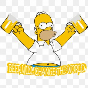 Homer - Homer Simpson Beer Bart Simpson Peter Griffin Donuts PNG