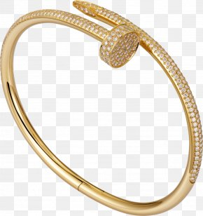 Jewellery - Cartier Bracelet Jewellery Colored Gold Diamond PNG