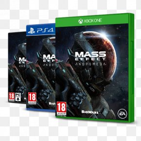 Xbox - Xbox 360 Mass Effect: Andromeda Xbox One PlayStation 4 Video Game PNG