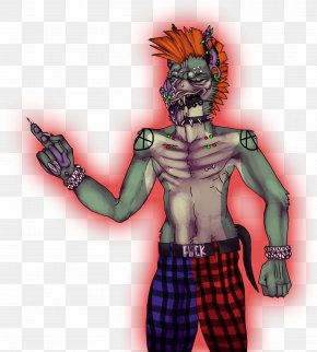 Demon - Demon Tartan Homo Sapiens Legendary Creature PNG
