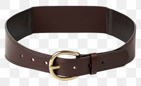 Leather Belt - Belt Leather PNG