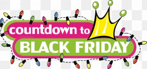 Black Friday - Black Friday Shopping Cyber Monday Clip Art PNG