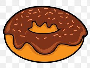 Donut - Doughnut Bakery Cartoon Chocolate Clip Art PNG