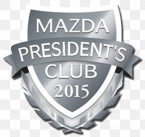 Mazda - Romano Mazda Car Dealership Brand Logo PNG