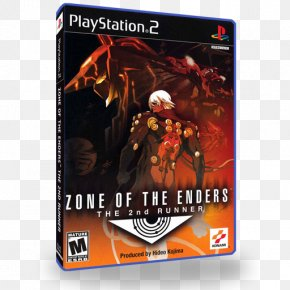 Zone Of The Enders - Zone Of The Enders: The 2nd Runner Zone Of The Enders: The Fist Of Mars PlayStation 2 Video Game PNG
