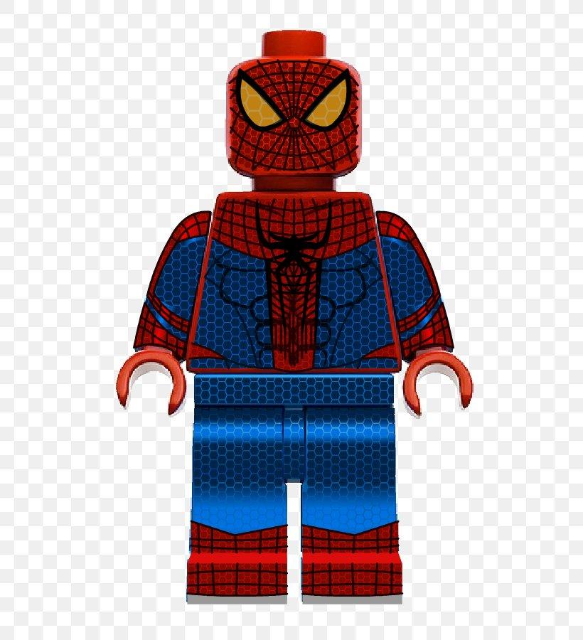Лего человек паук картинки фигурки