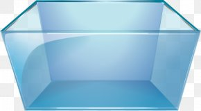 Glass Tank - Glass Transparency And Translucency Storage Tank Square PNG