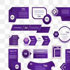 Ppt Templates Creative - Purple Icon PNG