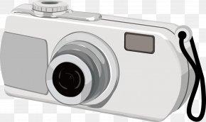 Creative Camera - Mirrorless Interchangeable-lens Camera Camera Lens Digital Camera PNG