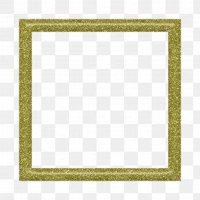 Gold Frame Material - Download Gold Frame Picture Frame Computer File PNG