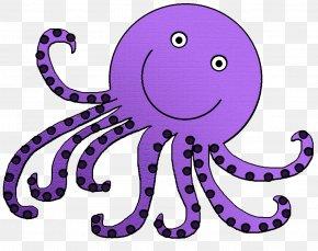 Puberty Cliparts - Octopus Clip Art PNG