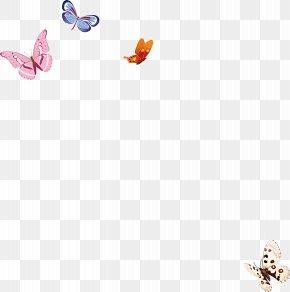 Butterflies Float, Taobao Creative, Butterfly - Butterfly Designer PNG