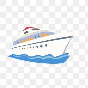 Vector Ship - Cruise Ship Euclidean Vector PNG