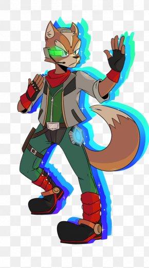 Star Fox - Fan Art Drawing Project M Digital Art PNG
