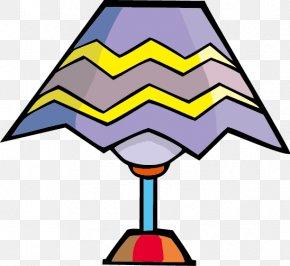 Lighting A Small Lamp Cartoon - Lighting Lamp Cartoon PNG
