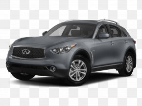 Car - 2017 INFINITI QX70 Sport Utility Vehicle Car Luxury Vehicle PNG