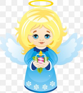 Free Pics Of Angels - Angel Cherub Free Content Christmas Clip Art PNG