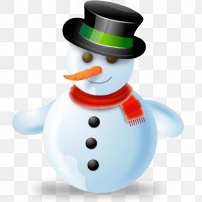 Snowman Creative - Snowman Christmas Santa Claus Clip Art PNG