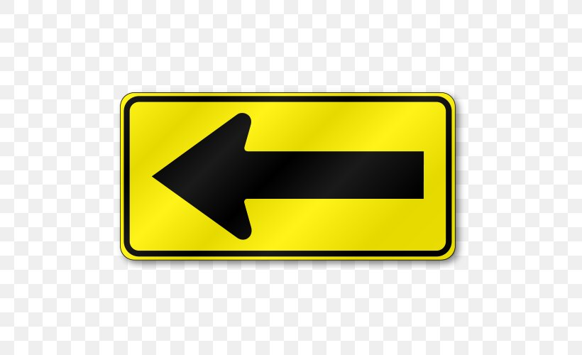 Traffic Sign Warning Sign Arrow, PNG, 500x500px, Sign, Dead End, Highway Shield, Horsedrawn Vehicle, Rectangle Download Free