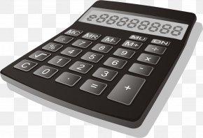 Calculator Image - Calculator Euclidean Vector PNG