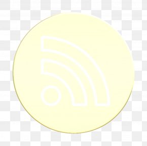 Logo Beige - Circle Icon Outline Icon Rss Icon PNG