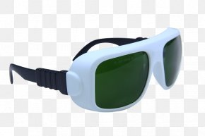 Shenzhen Guangming Hospital - Goggles Glasses Laser Safety Personal Protective Equipment PNG